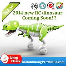 2014 new rc dinosaur toys Remote Control robot dinosaur toys