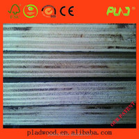 Black Film Faced Plywood 18mm WBP Joint Core 1 time hot pressed