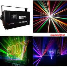 stage special effects laser projector rgb/lighting 4w laser logo projector