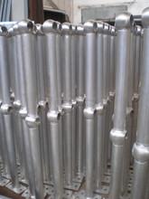 Aluminium Stanchion/Galvanized Handrails