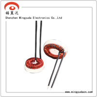 220v 50hz small vertical ferrite shield inductor