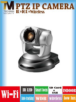 TSTI ANC-808GMB 2M 10X Optical PTZ IP security camera wireless, WDR Pro, Smart focus Step focus