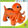 GM59 sibo 2014 new arrival horse riding costume plush electrical animal toy car