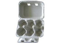 biodegradable wholesale cardboard pulp bulk egg carton for sale factory