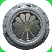 clutch cover and disk