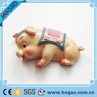 Custom polyresin souvenir animal fridge magnet, 3d animal fridge magnet, resin fridge magnet
