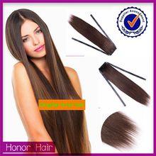 Alibaba China Mongolian hair weave silky straight ponytail 7A grade virgin mongolian hair