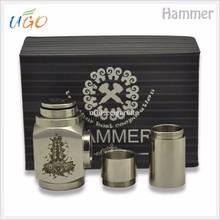 Factory wholesale big vapor hammer mod,fantastic vapor mod,best electronic cigarette brand by Vsmoker
