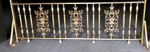 Interior Copper Handrail/copper Balustrade/ Copper Staircase Railing XTL-109