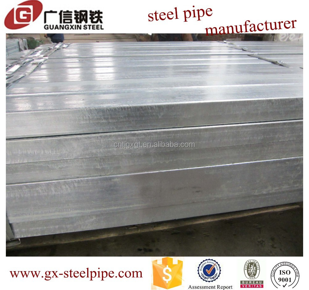 Galvanized pipe size chart buy