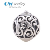 silver bangkok jewelry,925 tibetan silver charms,import beads from china
