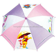 2015 new style cartoon pictures for kids umbrella with cheap price alibaba