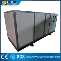 CE certificate water cooled screw water chiller