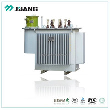 step down 11kv oil immersed power transformer 1250kva high voltage transformer factory price
