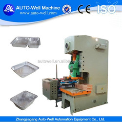 Machine for Food Grade Aluminium Container Cover