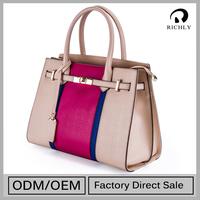 New Product Customizable Wholesale Leather Dragonfly Handbag