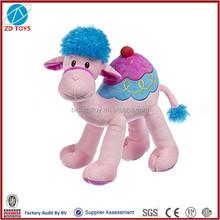 cheap lovely stuffed plush camel