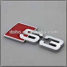 Custom ABS car badges and Chrome auto emblems, Customized emblems car badge logo(ss-3686)