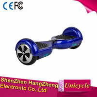 2015 newest powered adult unicycle electric two wheel smart balance scooter