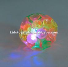 Plastic Suction Balls promotion balls