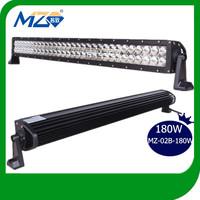 180W Automobile Car Flood LED Lights Bars High Intensity Offroad Spot Long Lamp Bar Heavy Duty Truck Work Headlight