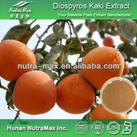 High Quality Persimmon Fruit Extract Powder 5:1 10:1 20:1