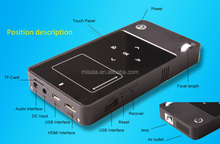 iphone and Android phone mini projector for mobile phone