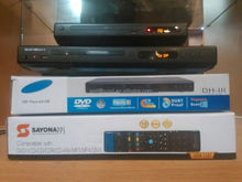 Dvd Player With Usb with USB/MMC/FM/REMOTE Function