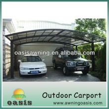 M- Joint canopy garage