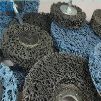 Silicon Carbide Paint stripping wheels