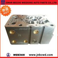 Weichai engine spare parts cylinder head for WP12 diesel engine