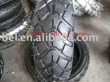 Motorcycle Tyre tubeless & tube 110/90-13 130/60-13