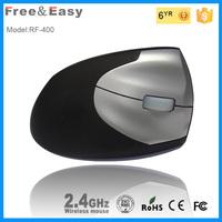 RF-400 2.4G ergonomic design wireless optical mouse