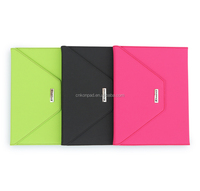 High quality Leather case for IPAD Mini envelope leather case