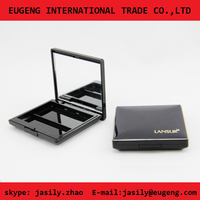 Fancy cosmetic packaging compact powder container