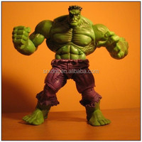 popular design custom PVC action figure;OEM injection molding action figure;roto casting vinyl toy