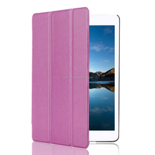 High Quality New Design Fashionable Foldable Leather Case for Ipad Covers Wholesale