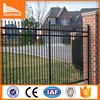 Most affordable high quality china wrought iron fence / color steel fence panel /stainless steel wire fence