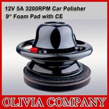 Hot sale DC 12V /AC120V/230V/100V car polish