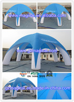 Hot inflatable car cover/inflatable helicopter cover/inflatable motorcycle cover