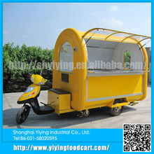 YY-FR220GHS 2015 new products World using Designed by customer mobile food vans