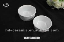 direct sales white porcelain sauce dish