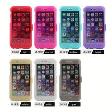 Brand New product Diamond Pattern TPU Flip Cover for iphone 6 Plus Mobile accessories