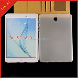 factory price pu leather case for samung galaxy TAB S2,tpu cover for galaxy TAB S2