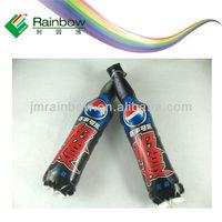 New Plastic Inflatable Sticks factory logo EN71 Stick PE color