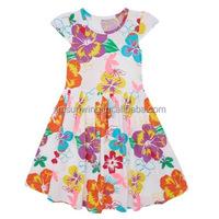 Rayon girls dress