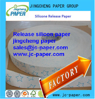 one side silicone coated release paper