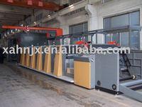 Wide Web Flexo Printing Press