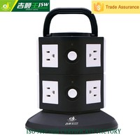 High Voltage American Standard Plug, 8 Holes American Standard Socket Plug