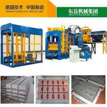 qt 10-15 fly ash brick machine line / automatic concrete new technology brick machine